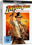 MediaMarkt Indiana Jones 4 Movie Digipack Collection - Exklusiv 4K UHD