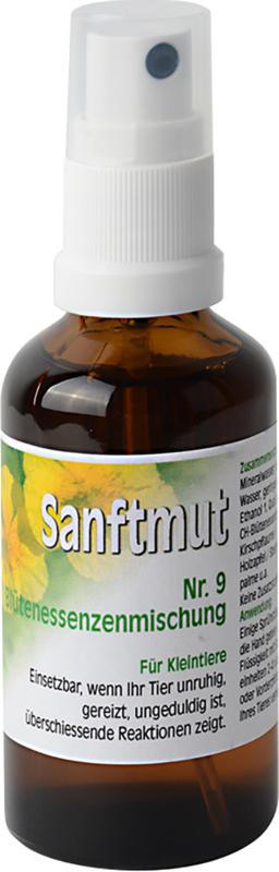 Sanpfist Blütenessenzen-Mischung Nr.9 Sanftmut 50ml
