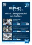 Nordwest-Zeitung Heimatliebe - Lieblingsprodukte zum Jubiläum - bis 25.05.2021
