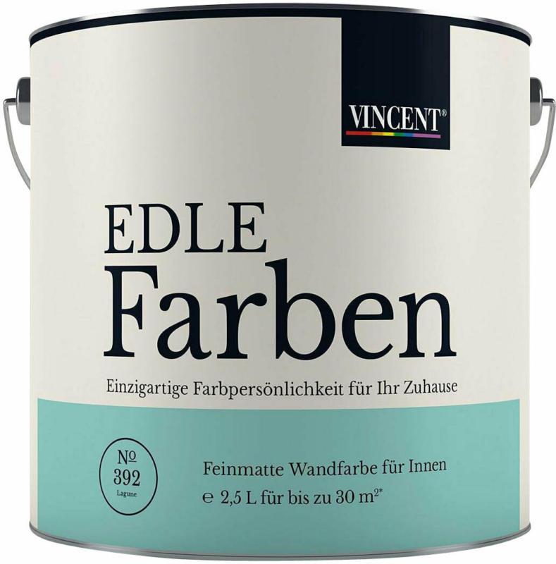 """Edle Farben """"Lagune"""", 2,5 L"""