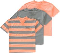 3 Jungen T-Shirts in verschiedenen Dessins (Nur online)