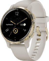 Smartwatch Venu 2S 40mm, Beige/Hellgold (010-02429-11)