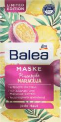 Balea Maske Pineapple & Maracuja