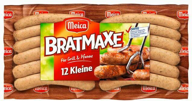 Meica Bratmaxe 12 Kleine