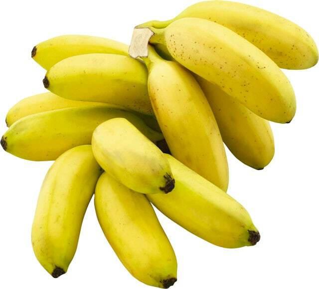 Baby Gourmet Bananen