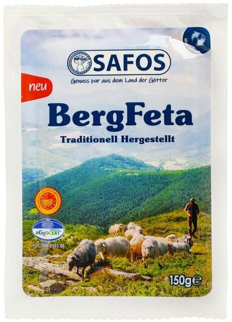 Safos Bergfeta
