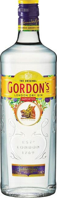 The Original Gordon's London Dry Gin