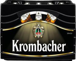 Krombacher Pils oder Alkoholfrei