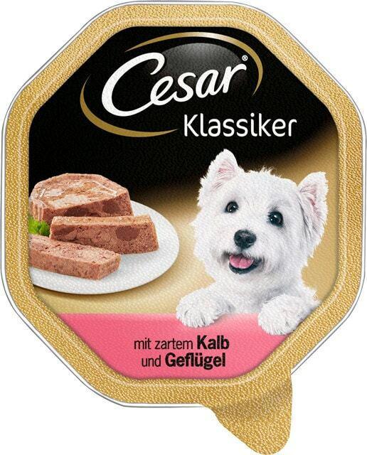 Cesar Hundenahrung