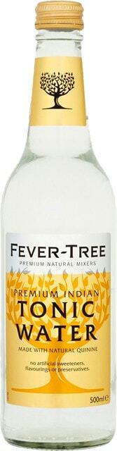 Fever-Tree Indian oder Mediterranean Tonic
