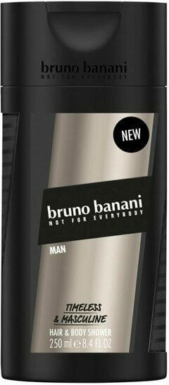 Bruno Banani Man Hair & Body Shower Gel