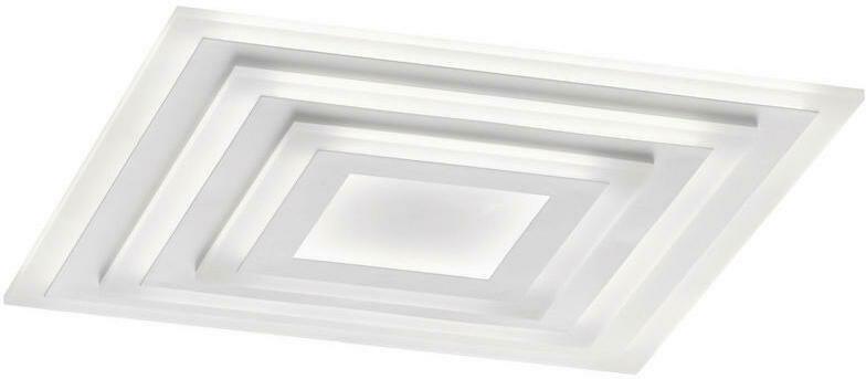 Led-Deckenleuchte 56 W  60/60/6,7 cm