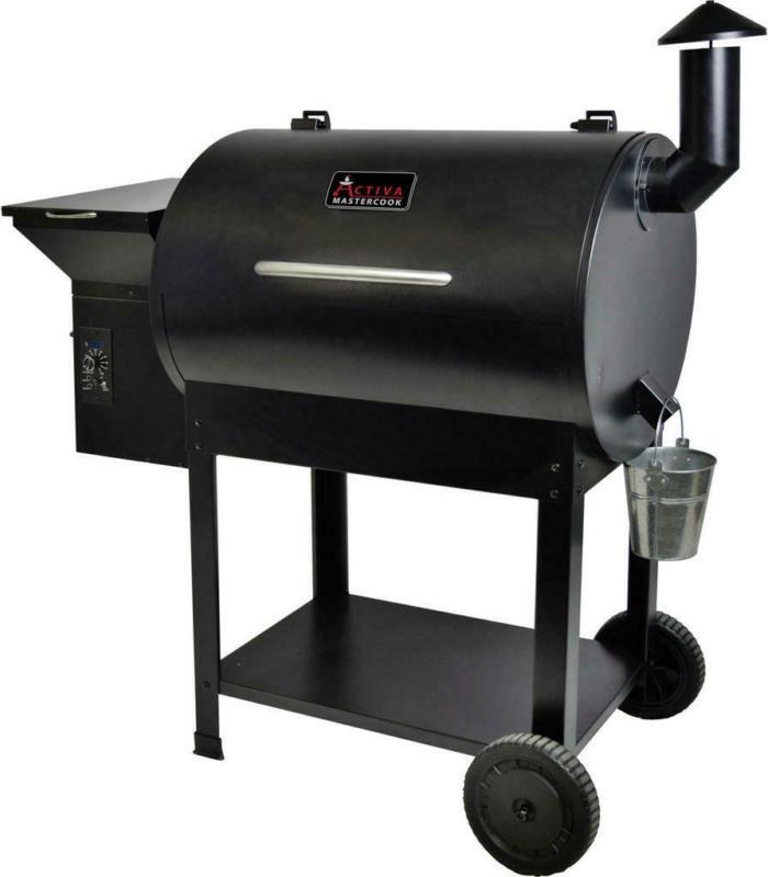 Pellet Smoker EL Paso XL