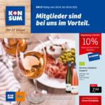 Konsum Dresden Wöchentliche Angebote - bis 01.05.2021