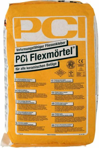 PCI Flexmörtel Fliesenkleber 25 kg