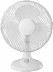 CMI Tischventilator Weiß Ø 30 cm