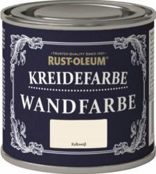 Rust-Oleum Kreidefarbe Wandfarbe Kalkweiß 125 ml