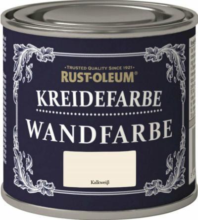 Rust-Oleum Kreidefarbe Kalkweiß 125 ml