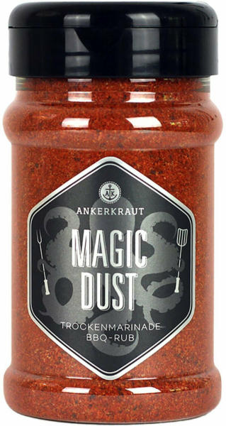 Ankerkraut Magic Dust BBQ-Rub Gewürz im Streuer 230g