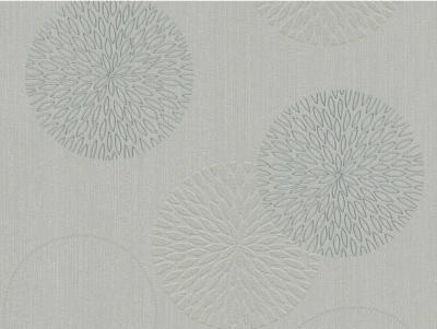 Finest Selection Vliestapete Spot 2 Muster Grau