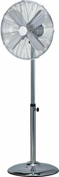 Standventilator SV 50-40 Chrom Ø 40 cm