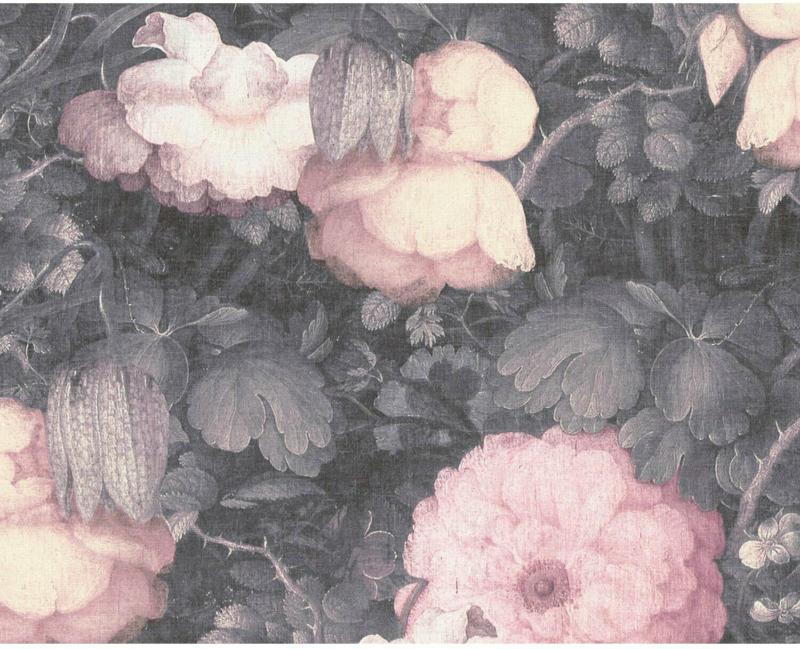 A.S. Creation Vliestapete Metropolitan Stories Anke & Daan Amsterdam Blume Rosé