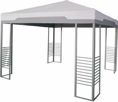 Pavillon Rigolet Grau 299 cm x 299 cm