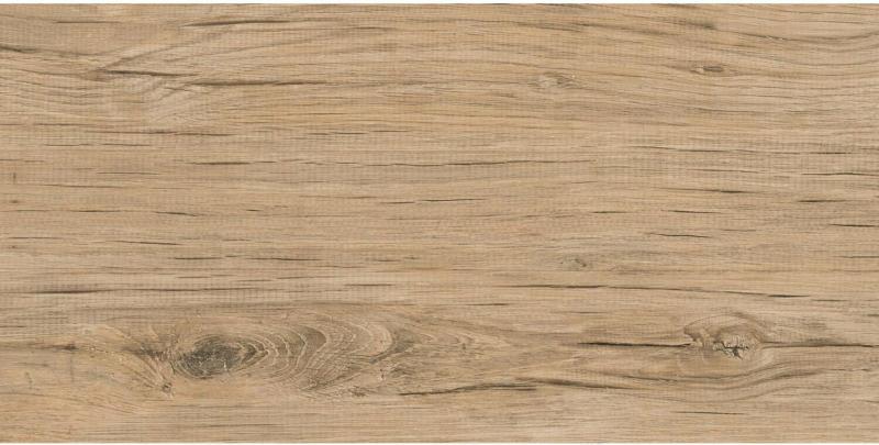 Bodenfliese Fir Wood Honey Feinsteinzeug Braun Glasiert Matt 31 cm x 62 cm
