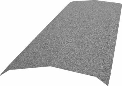 Easypan Firstkappe Metall beschiefert Schiefergrau