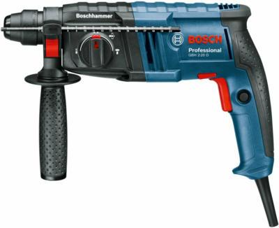 Bosch Professional Bohrhammer GBH 2-20 D mit SDS-Plus 650 W
