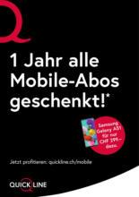 Mobile-Abos von Quickline