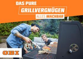 OBI: Das pure Grillvergnügen