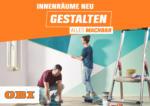 OBI OBI: Innenräume neu gestalten - bis 30.06.2021