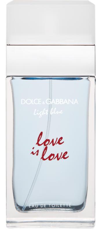 Dolce & Gabbana , Light blue Love is Love, Eau de Toilette, Vapo, 50 ml