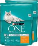 OTTO'S PURINA One Adult Huhn und Vollkorn-Getreide 2 x 600 g -