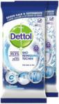 OTTO'S Dettol Bad Reinigungstücher 2 x 60 Tücher -