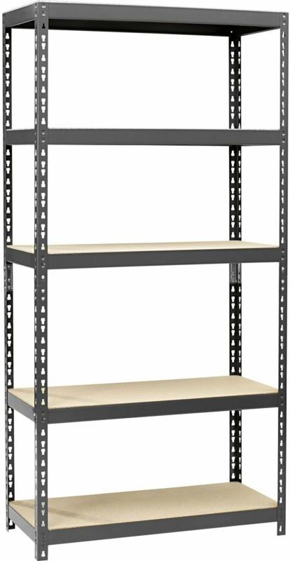 OBI Metall-Schwerlast-Steckregal Anthrazit 180 cm x 90 cm x 40 cm