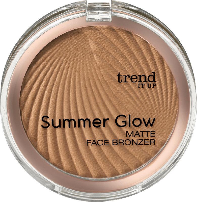 trend IT UP Bronzer Summer Glow Matte Face Bronzer bronze 020