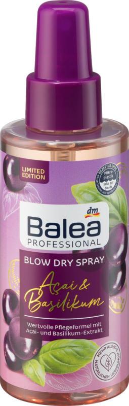 Balea Blow Dry Spray Acai & Basilikum
