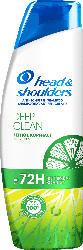 head&shoulders Shampoo Deep Clean fettige Kopfhaut mit Zitrus