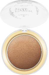 essence cosmetics Bronzer the glowin' golds vitamin E baked luminous Live Life Golden! 01
