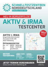 Aktiv & Irma Testcenter NEU