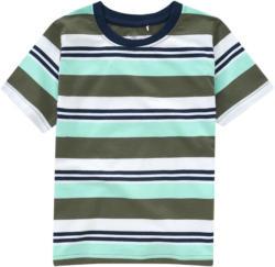Jungen T-Shirt mit Ringeln (Nur online)