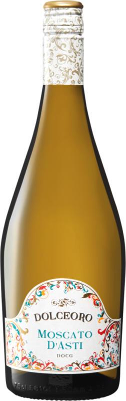 Dolceoro Moscato d'Asti DOCG, 2020, Piemont, Italien, 75 cl