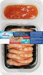 Heiploeg Crevetten, mit Sweet-Chili-Dip, Herkunft siehe Verpackung, 140 g