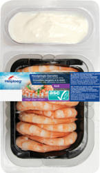 Heiploeg Crevetten , mit Aioli-Dip, Herkunft siehe Verpackung, 140 g