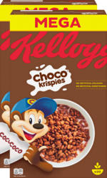 Kellogg's Choco Krispies , 2 x 600 g