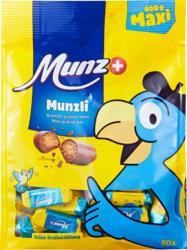 Munzli Mini-Pralinés Globi, Milch, 400 g