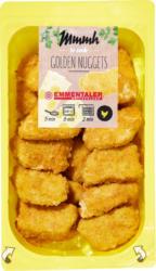 Golden Nuggets Mmmh , Pollo, con Emmentaler AOP, Brasile/Svizzera, 460 g