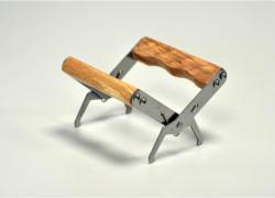 Wabenheber mit Holzgriff
